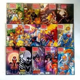 Marvel Mangaverso 13ed (completa)   [Marvel | HQ Gibi Quadrinhos]