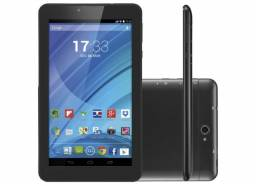 "Tablet Multilaser M7 3G  Tela 7"", Dual Chip, Quad Core"