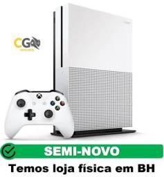 Xbox One S 500GB Semi Novo com Garantia - Cartão Até 12x - Loja Física