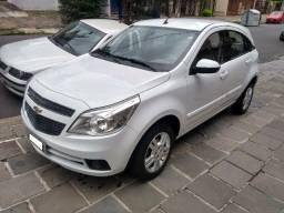 GM Chevrolet Agile 1.4 Ltz Raridade Única Dona Revisado Sujeito a Qualquer Exame 2012