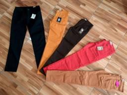[PROMOÇÃO] Calça Jeans Cores