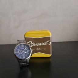 Título do anúncio: Relógio Fóssil Masculino Aço