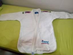 Kimono Torah Trançado