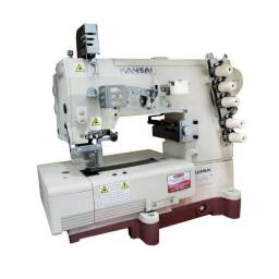 Máquina de Costura Galoneira Plana Base Fechada WX-8803D