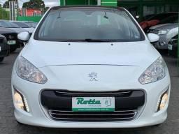 Peugeot 308 1.6 Active 16v Flex 4p Manual!! Com Teto Panorâmico!!!