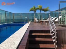 Apartamento com 3 dormitórios para alugar, 145 m² por R$ 8.500,00/mês - Centro - Balneário