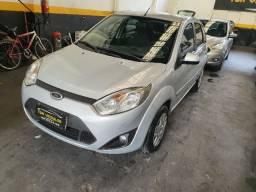 Ford Fiesta 1.6 completo+airbag,abs novinho 5 mil entrada+48x