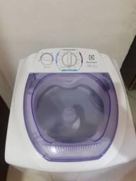 Máquina de lavar roupa Electrolux turbo agitaçao super 8 kg