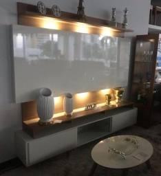 Home Tamara 100% MDF  Led  TV até 65? 181cm - Produto Novo - Entrega Rápida