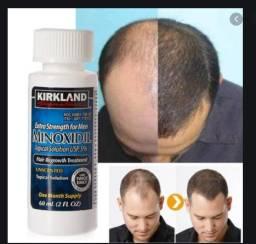 Minoxidil Kirkland 5% Original - Crescimento de Barba e controle da Calvície