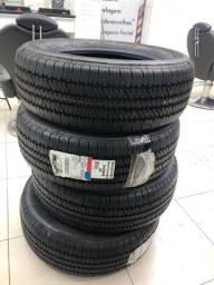 4 pneus novos Bridgestone nunca rodou