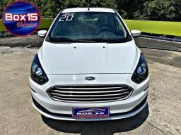 Ford Ka sedan 1.0 completo IPVA 2021 pago!!