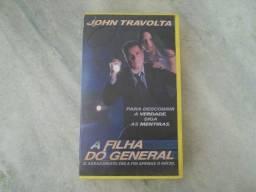 Fita VHS A filha do general