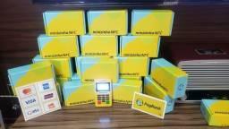 Maquininhas de Cartão Pagseguro Minizinha NFC Atacado
