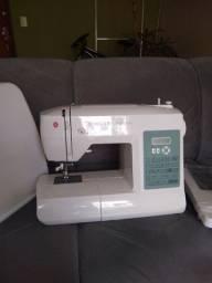 Máquina de costura portátil elétrica!!!