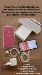 iPhone XS Max Branco 256GB - USADO