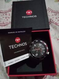 Relógio technos pulseira de silicone