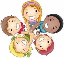 Cuida -se de crianças