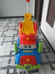 Caminhão de passeio