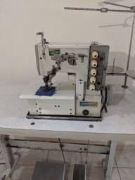 Máquina industrial galoneira Bracob seminova