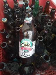 170 Garrafas cerveja artesanal 600 ml vazias