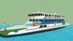 Ferry Boat DISPONÍVEL/VENDA