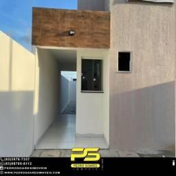 Casa com 2 dormitórios à venda por R$ 140.000 - Gramame - João Pessoa/PB