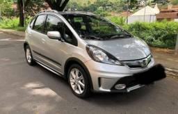 Honda Fit 1.5 Twist 16V Flex 12/13 Automático
