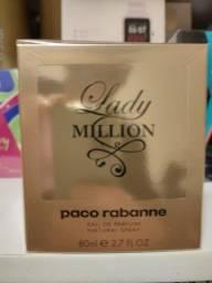 Título do anúncio: Perfume Lady Million 80ml