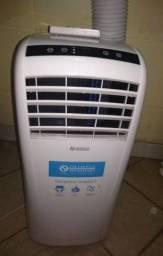 Ar condicionado portátil (climatizador de ar)