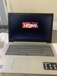 Notebook Lenovo Ideapad 320, Intel i7 - Usado