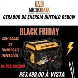 MOTOGERADOR BUFFALO 6500 WATTS
