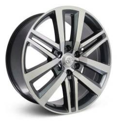 Rodas hilux aro 17 original, com pneus