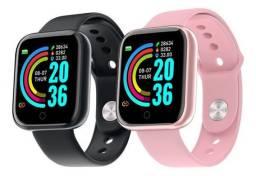 Relógio inteligente smartwatch.