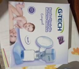G-Tech Bomba Tira Leite Materno Elétrica