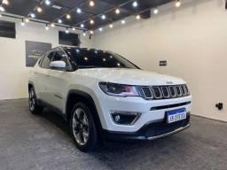 Jeep Compass 2.0 16v Flex Limited - 2018