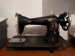 Máquina de Costura Antiga Crosley - Americana
