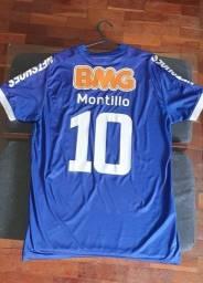 Camisa Cruzeiro 2011 Montillo