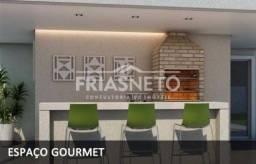 Apartamento à venda com 2 dormitórios em Costa rica, Piracicaba cod:V128942
