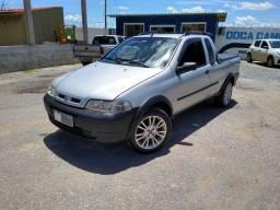 Fiat Strada 2003 TODA REVISADA!!!