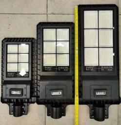 Iluminação Pública Solar Fotovoltaica