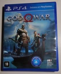 Jogo de PS4 God of War