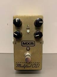 Pedal Mxr Modified Od M77 Funcionamento perfeito