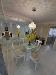 Luxuoso Apartamento 3 Suítes + Gabinete Mobiliado Edifício Ilha de Bali#