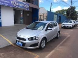 Chevrolet Sonic Lt 1.6 Aut Flex 2013 Única dona