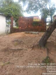 Vendo Um Terreno em Rio Doce 17 Mil
