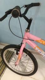 Bicicleta Verden infantil aro 20 semi-nova