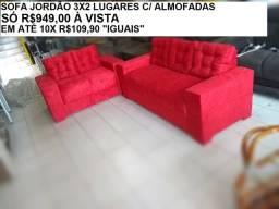 LOJAS DO REY LINDOS SOFÁS COM PREÇOS APARTIR DE 549 REAIS ENTREGA GRÁTIS