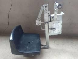 Cadeira de pintura predial