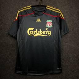 Camisa Liverpool 2009/10